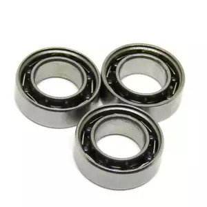 ISO 7334 BDT angular contact ball bearings