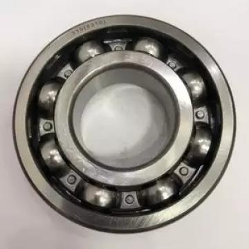 90 mm x 190 mm x 43 mm  ISB NUP 318 cylindrical roller bearings