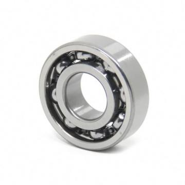 43 mm x 80 mm x 50 mm  ISO DAC43800050/45 angular contact ball bearings