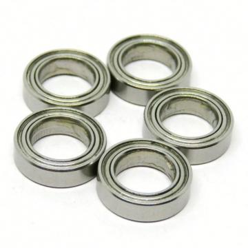 90 mm x 190 mm x 43 mm  FBJ QJ318 angular contact ball bearings