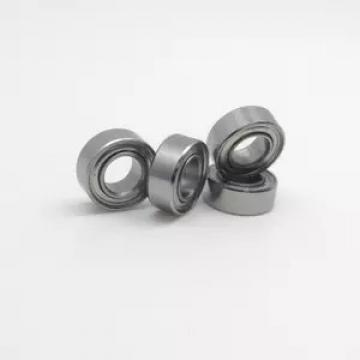 55 mm x 90 mm x 18 mm  NSK 7011 C angular contact ball bearings