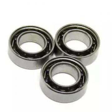 20 mm x 52 mm x 15 mm  NACHI 7304DT angular contact ball bearings